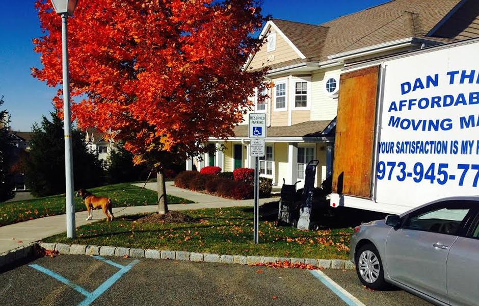 Movers Hackettstown NJ