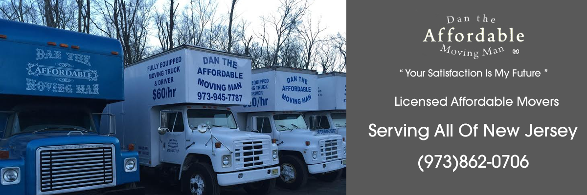 Daniel Vernay Moving Morris County NJ