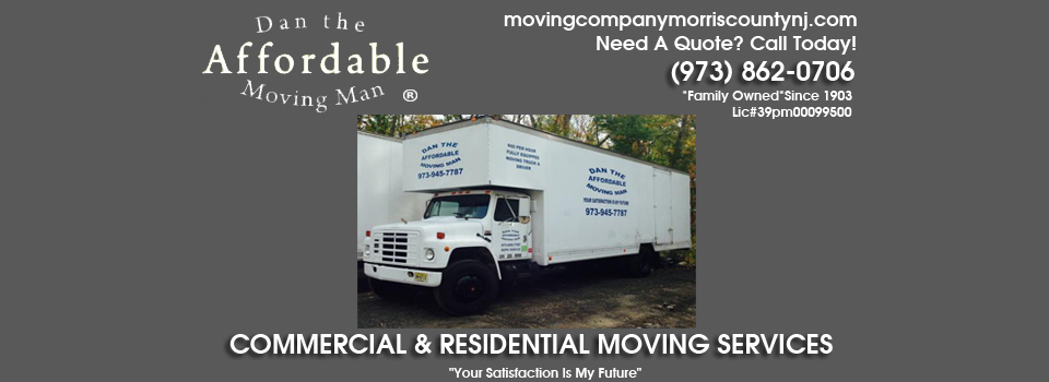 Daniel Vernay Moving Man NJ