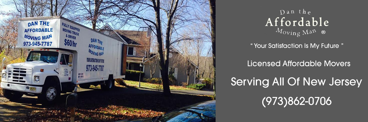 Mover Bergen County NJ