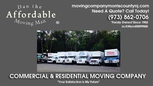 Moving Company Bergen County NJ