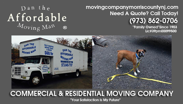 Paramus NJ Moving Company