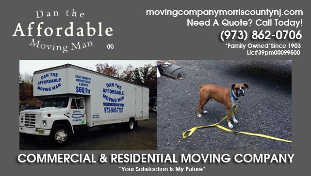 Movers Bergen County NJ