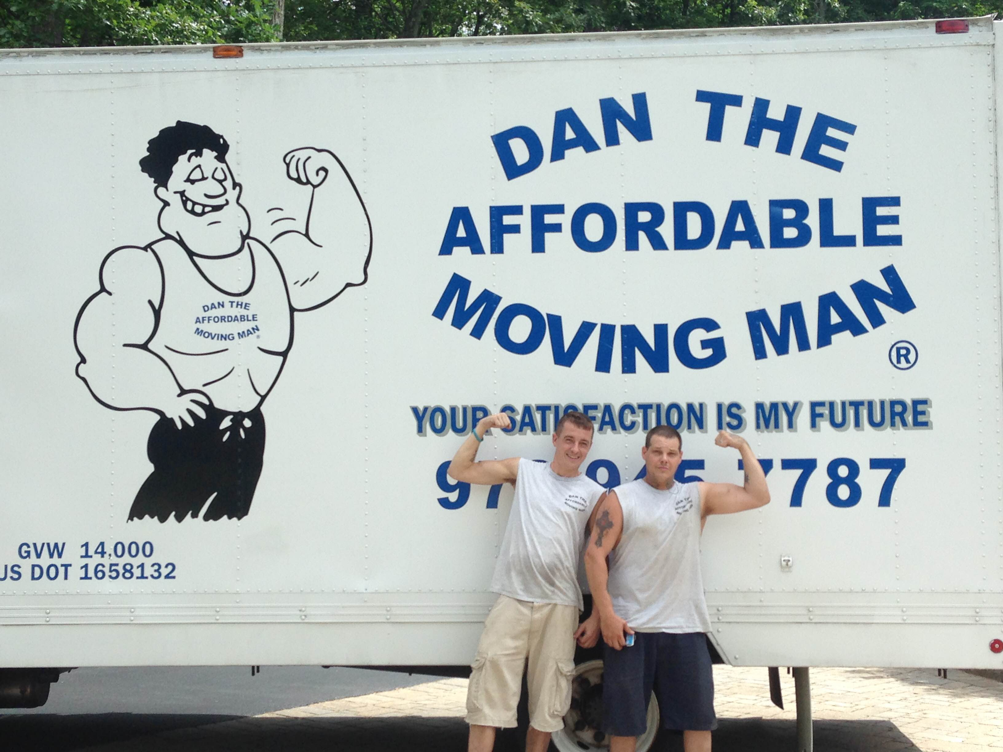 Mover Services Morris County New Jersey