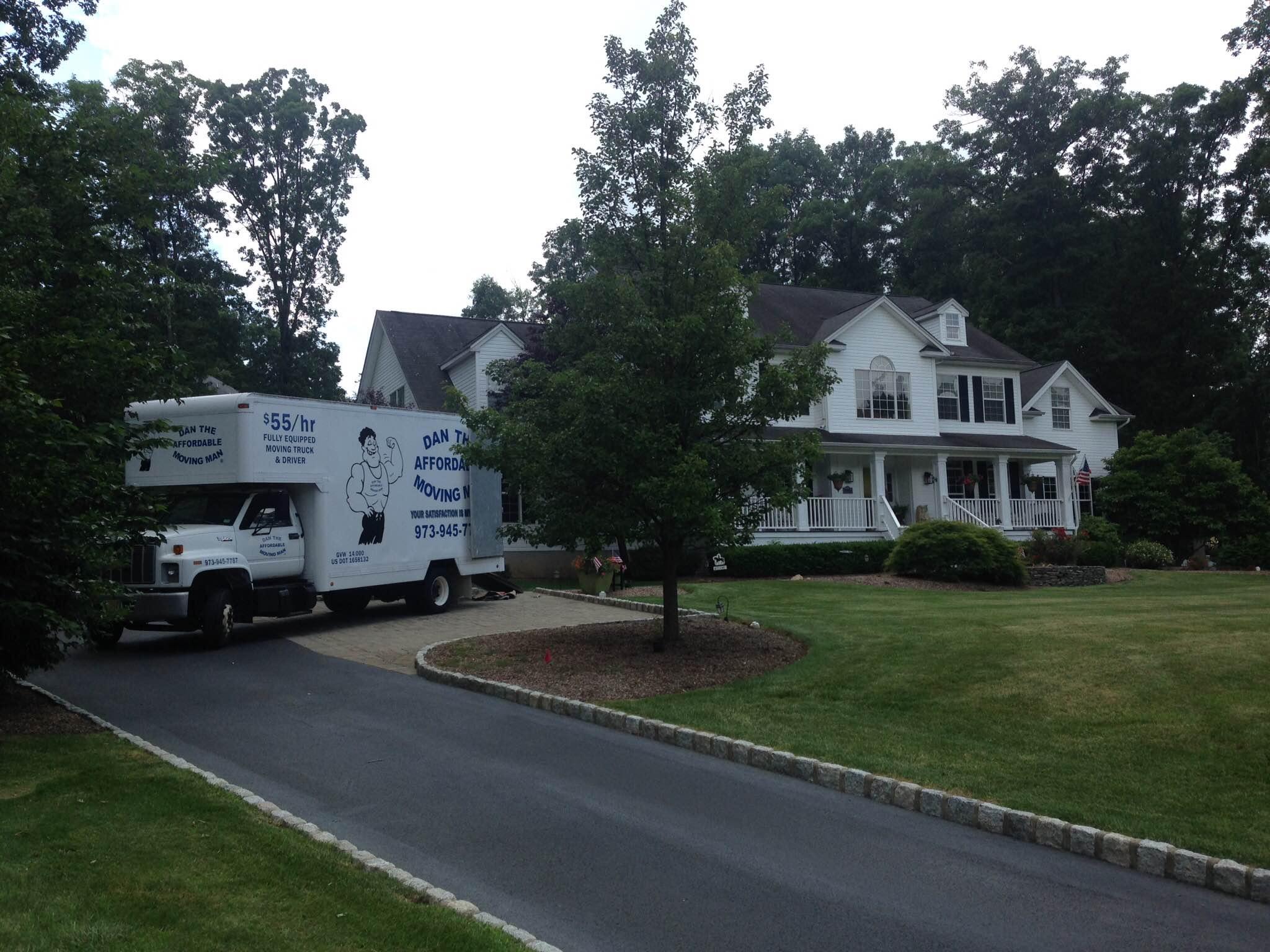 Move Dover NJ