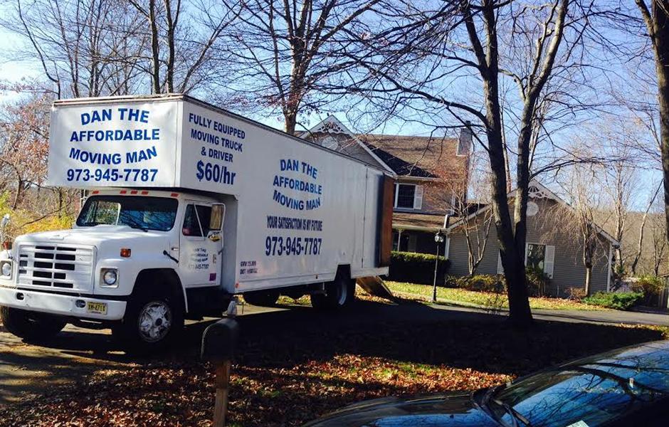 Moving Companies Budd Lake