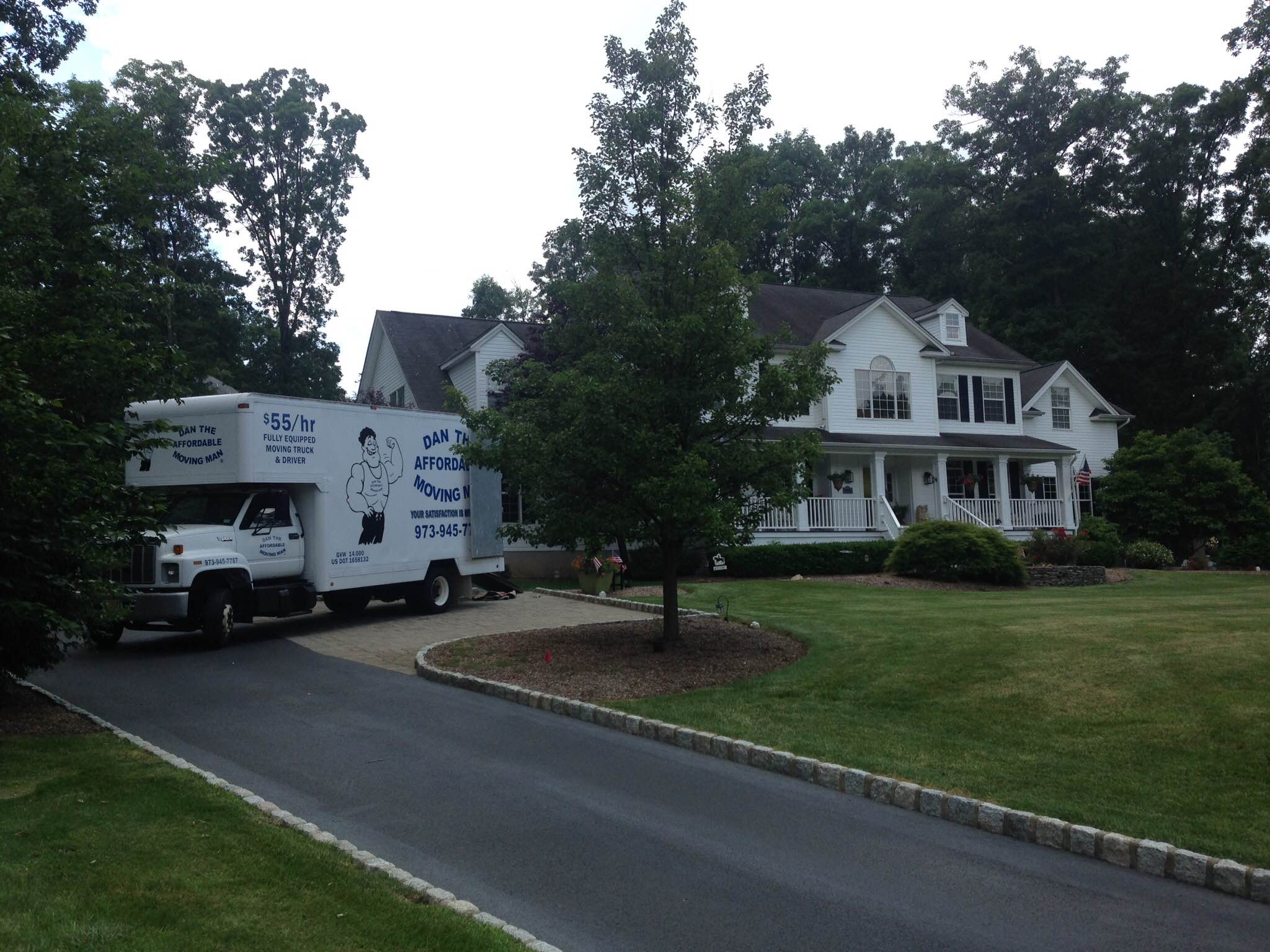 Moving Company Wharton NJ 07806
