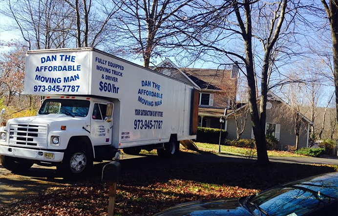 Moving Companies Parsippany New Jersey 07005