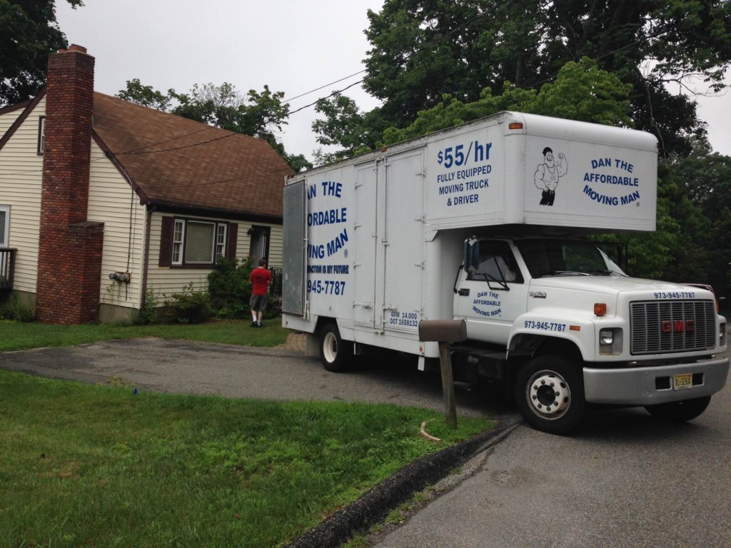 Local Moving Company For Hire Sussex County NJ