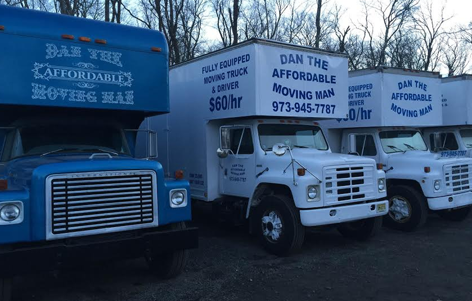 Morris County New Jersey Local Moving Companies