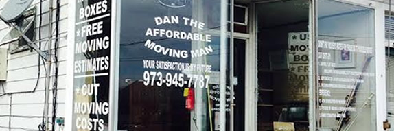 Morristown New Jersey Licensed Movers